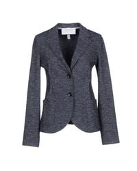 Harris Wharf London - Blue Blazer - Lyst