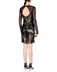 Emilio Pucci | Black Short Dress | Lyst