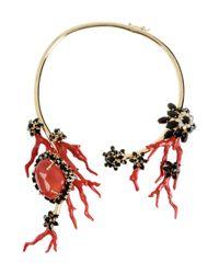 DSquared²   Orange Necklace   Lyst