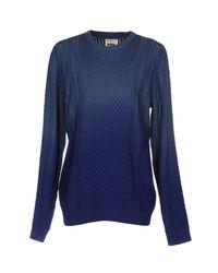 PUMA - Blue Sweater for Men - Lyst