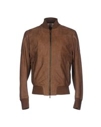 Matchless - Brown Jacket for Men - Lyst
