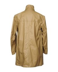 Herno Natural Overcoat