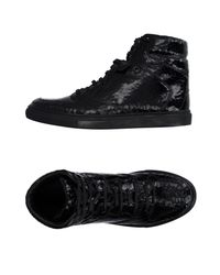 Balenciaga - Black High-tops & Trainers - Lyst