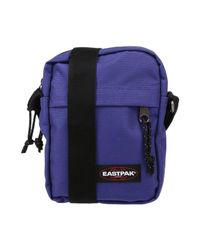 Eastpak - Purple Cross-body Bag - Lyst