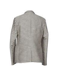 Emporio Armani | Natural Blazer for Men | Lyst