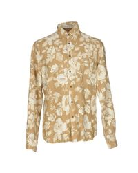 C P Company Natural Shirt for men