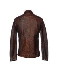Giorgio Brato - Brown Jacket for Men - Lyst