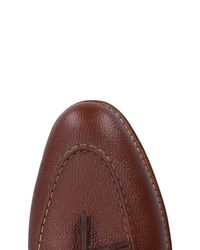 GRENSON | Brown Loafers for Men | Lyst