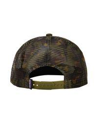 Patagonia - Green Hat for Men - Lyst