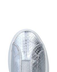 Bikkembergs Metallic Low-tops & Sneakers
