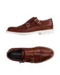 CafeNoir - Brown Loafer for Men - Lyst
