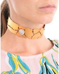 JUDE BENHALIM | Metallic Necklace | Lyst