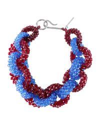 Dries Van Noten - Multicolor Necklaces - Lyst