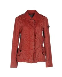 Peuterey - Red Jacket - Lyst