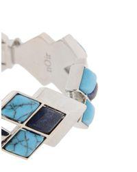Noir Jewelry - Blue Bracelet - Lyst