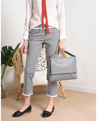 8 - Gray Handbag - Lyst