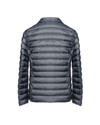 Historic - Gray Down Jacket for Men - Lyst