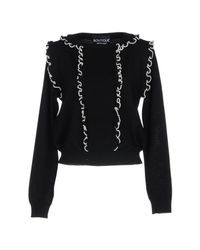 Boutique Moschino - Black Sweater - Lyst