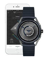 Emporio Armani - Multicolor Smartwatch for Men - Lyst