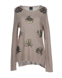 Pf Paola Frani - Multicolor Sweater - Lyst