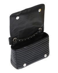 Moschino - Black Cross-body Bag - Lyst