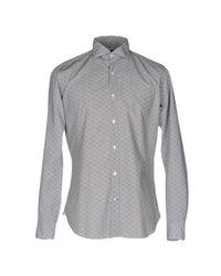 Truzzi - Black Shirt for Men - Lyst