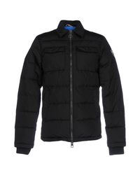 Rossignol - Black Down Jacket for Men - Lyst