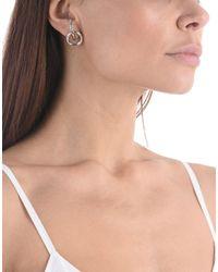 Ca&Lou - Metallic Earrings - Lyst
