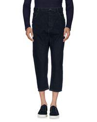 DRKSHDW by Rick Owens | Blue Denim Pants for Men | Lyst