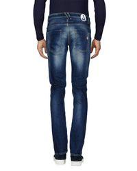 Jcolor - Blue Denim Pants for Men - Lyst