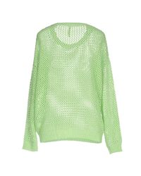 Pepe Jeans - Green Jumper - Lyst