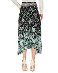 Dorothee Schumacher - Black 3/4 Length Skirt - Lyst