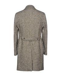 Tagliatore - Green Coat for Men - Lyst