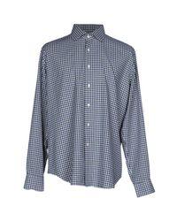 Bagutta - Green Shirt for Men - Lyst