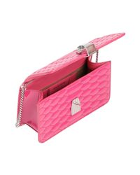 Roberto Cavalli - Pink Cross-body Bag - Lyst