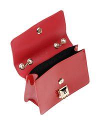 Patrizia Pepe - Red Shoulder Bag - Lyst