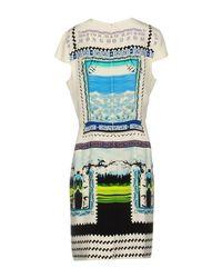 Mary Katrantzou - Multicolor Knee-length Dress - Lyst