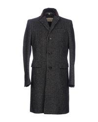 Burberry - Brown Coats for Men - Lyst