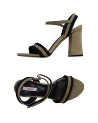 Jucca - Multicolor Sandals - Lyst