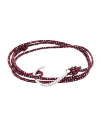Miansai - Red Armband for Men - Lyst