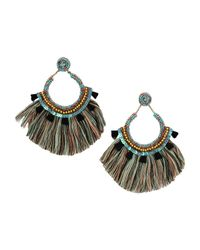 IDEAS 108 - Multicolor Earrings - Lyst
