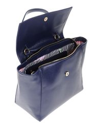 Christian Lacroix - Blue Handbag - Lyst
