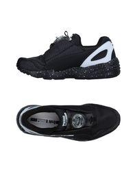 Alexander McQueen X Puma - Black Low-tops & Sneakers for Men - Lyst