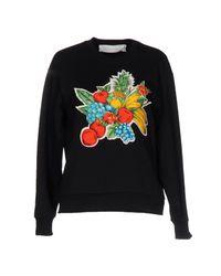 Victoria, Victoria Beckham - Black Sweatshirts - Lyst