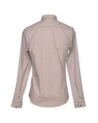 Gucci - Natural Shirt for Men - Lyst