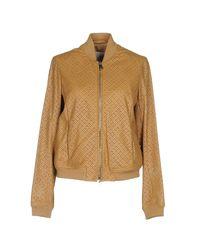 Peuterey   Natural Jacket   Lyst