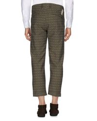 Novemb3r - Green Casual Pants for Men - Lyst