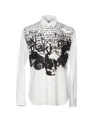 Junya Watanabe - White Shirts for Men - Lyst