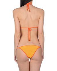 DSquared² - Yellow Bikini - Lyst
