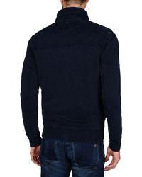 Napapijri - Blue Full Zip Fleeces for Men - Lyst
